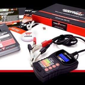 Professional Testers for all critical equipment batteries