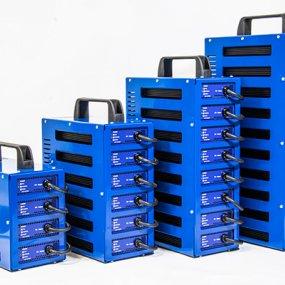 Flexi Multiple output Battery chargers