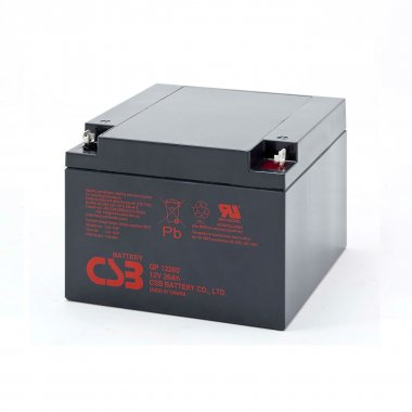 CSB GP12260 VRLA Battery