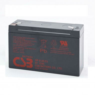 CSB GP6120F2 VRLA Battery