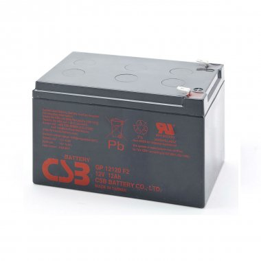 CSB GP12120F2 VRLA Battery