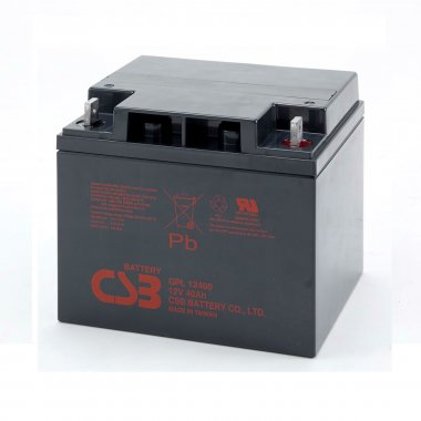 CSB GPL12400I VRLA Battery