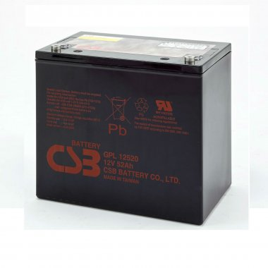 CSB GPL12520 VRLA Battery