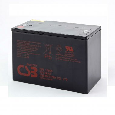 CSB GPL12880 VRLA Battery