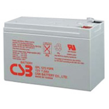 CSB GPL1272 F2 VRLA Battery