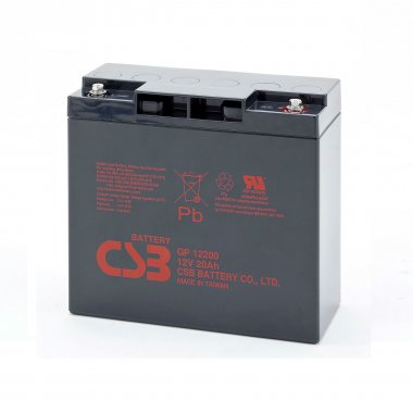 CSB GP12200 VRLA Battery