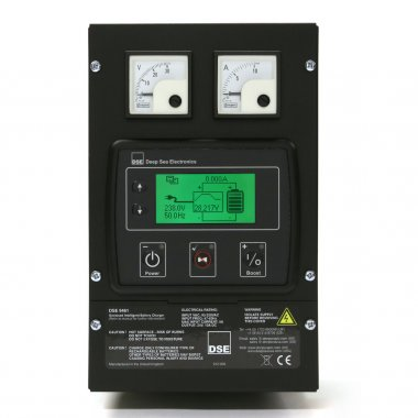DSE 9460-02 with meters