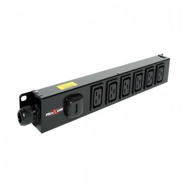 Typical PDU - C19 IEC Outlets