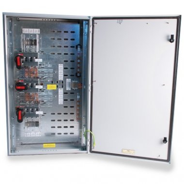 Typical Bypass Cabinet
