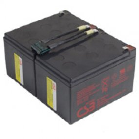 CSB MDS6 Battery Kit (Compatible with APC RBC6)