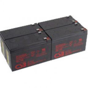 CSB MDS24 Battery Kit (Compatible with APC RBC24)