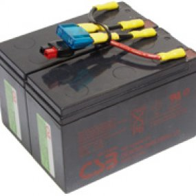 CSB MDS48 Battery Kit (Compatible with APC RBC48)