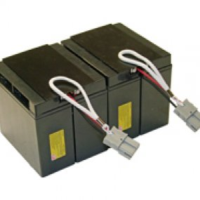CSB MDS55 Battery Kit (Compatible with APC RBC55)