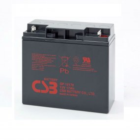 CSB GP12170 VRLA Battery