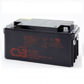 CSB GP12650 VRLA Battery