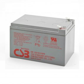 CSB HR1251W VRLA Battery