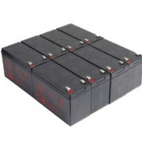 CSB MDS26 Battery Kit (Compatible with APC RBC26)