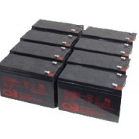 CSB MDS27 Battery Kit (Compatible with APC RBC27)