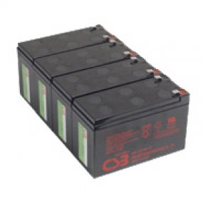 CSB MDS133 Battery Kit (Compatible with APC RBC133)
