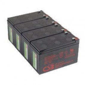 CSB MDS115 Battery Kit (Compatible with APC RBC115)