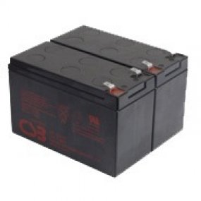 CSB MDS123 Battery Kit (Compatible with APC RBC123)
