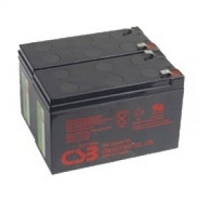 CSB MDS124 Battery Kit (Compatible with APC RBC124)