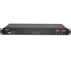 Horizontal Rack IP PDU C13 out C20 in