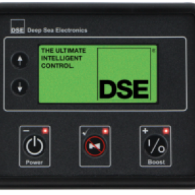 Intelligent charger remote display DSE 2541-02