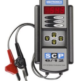 Midtronics SCP 6/12 battery conductance tester