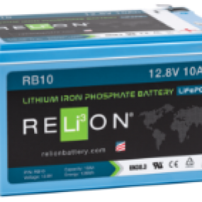Relion Lithium Battery RB10