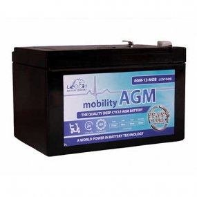Mobility Vehicle Battery 12volt 12Ah