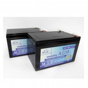 Mobility Vehicle Battery 12volt 15Ah