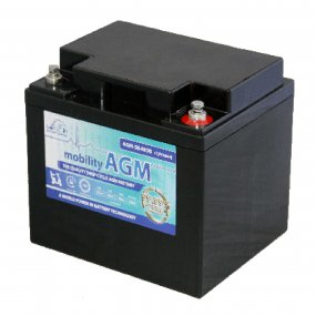 Mobility Vehicle Battery 12volt 50Ah
