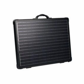 120W 12V LIGHTWEIGHT FOLDING SOLAR CHARGING KIT WITH MPPT CONTROLLER