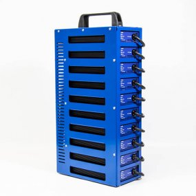 10 output 12v 10Amp Battery charger